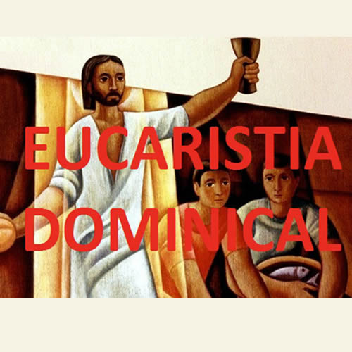 Eucaristia do V Domingo do Tempo Comum